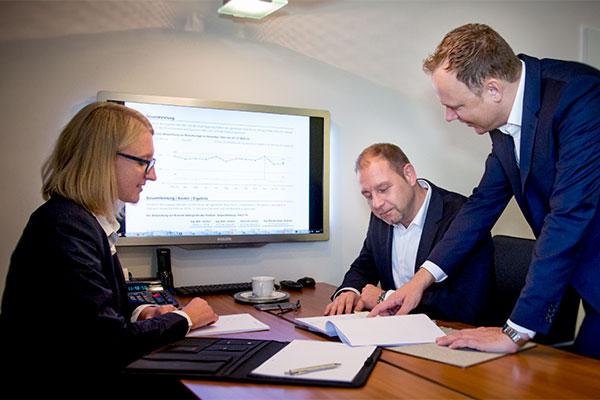 Jansen & Grolms Steuerberater – Leistungen – Beratungsleistungen