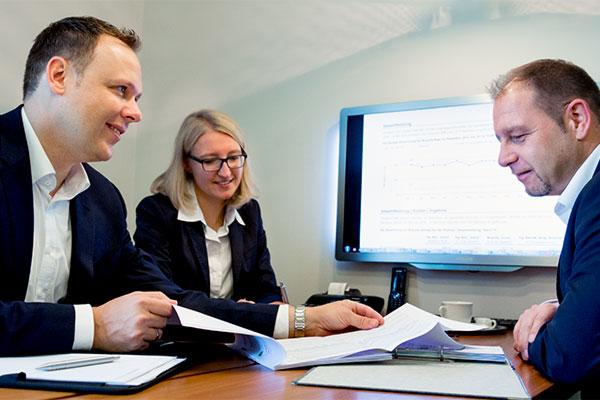 Jansen & Grolms Steuerberater – Leistungen – Jahresabschluss