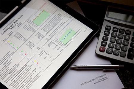 Jansen & Grolms Steuerberater – Zusammenarbeit – Controlling